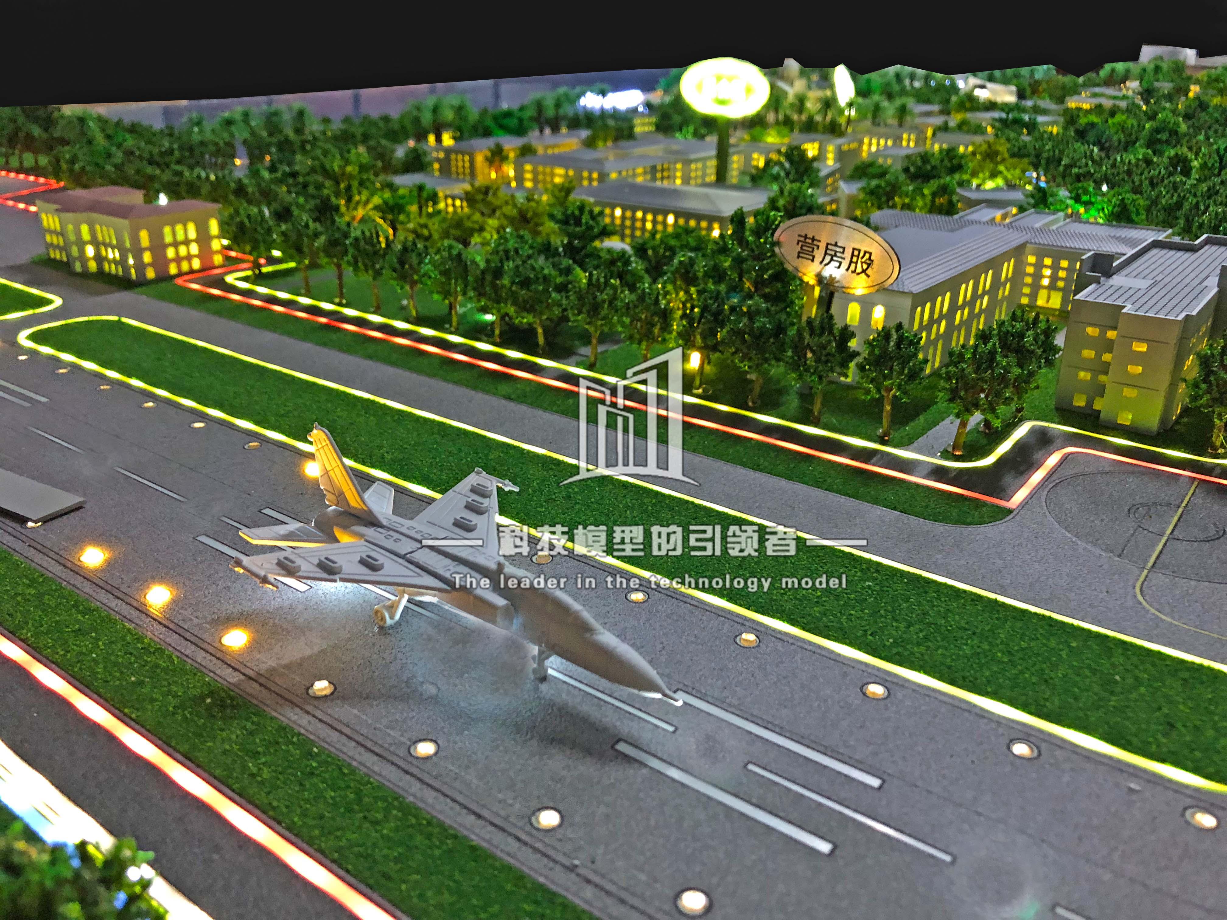 浙江机场规划模型